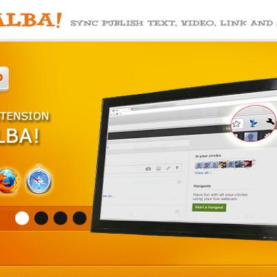 SocialBa!で、FacebookとGoogle+とTwitter自動投稿