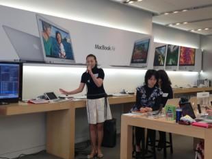 Apple Storeイベント