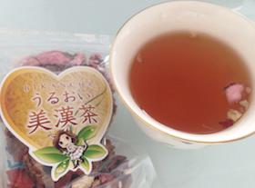 長瀬さんにご提案いただいた 【桜美漢茶】が大好評です