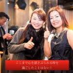 感動ボイスプロデューサー村松由美子さん「長瀬さんは自分自身の背中を後を追う私に見せ続けてくれる。ここまで心を揺さぶられる時を過ごしたことはない!」