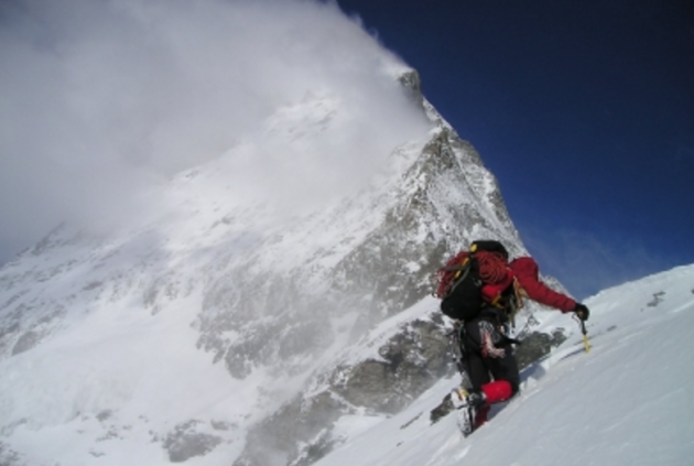 登る山を決める