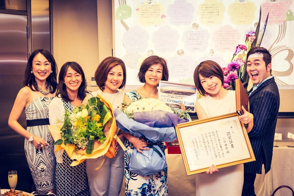 三石由佳さん:人生で積み重ねてきた経験が全て線につながった瞬間