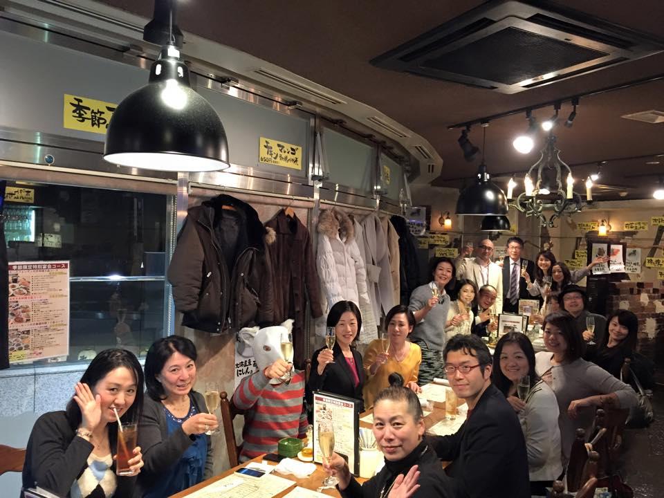 「長瀬葉弓さんの集まる集客実践会に参加して」東京都、小山竜央さん(30代)