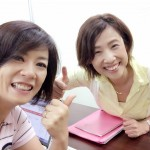 岸本博子さん「長瀬葉弓さんの個別相談を受けて」大阪府・ボイススクール経営(50代)