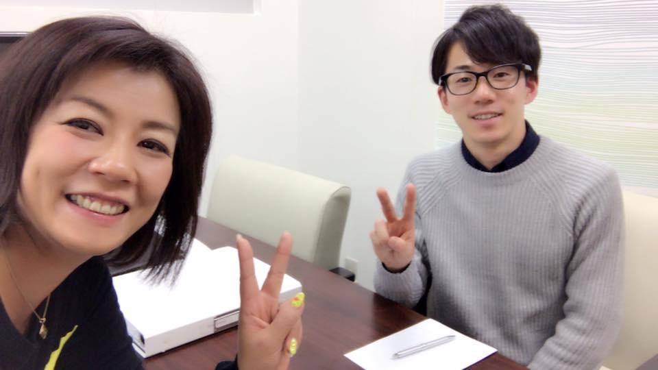 個別相談に来てくださった三井祐紀さんの声「頂いた答えはシンプルな本質で…」