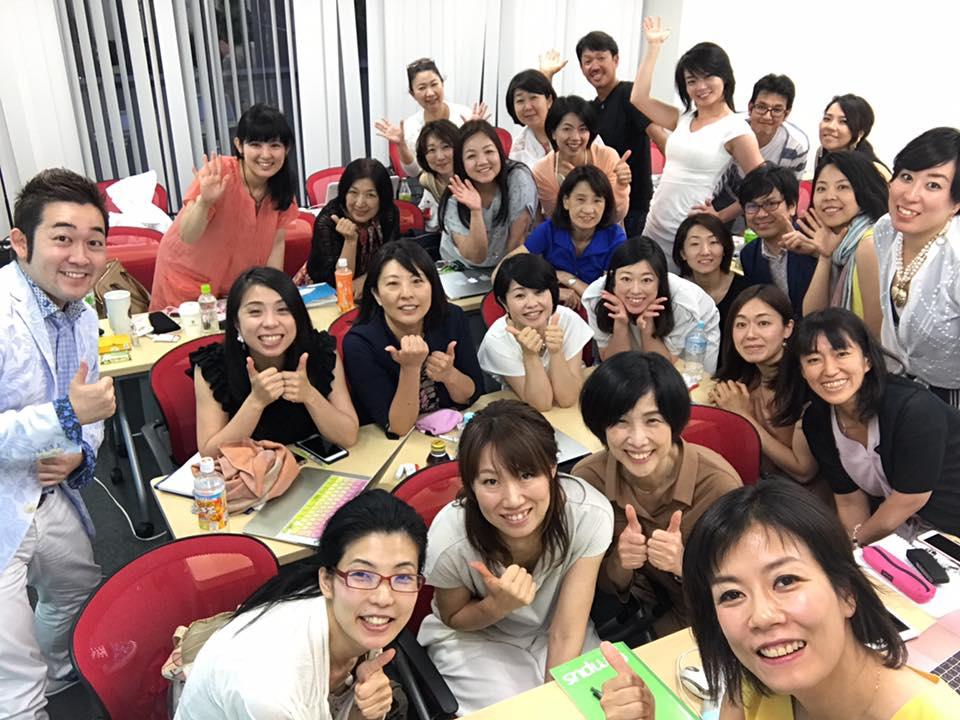 2017年7月度集まる集客®️ヒットコンテンツ創造実践会開催報告
