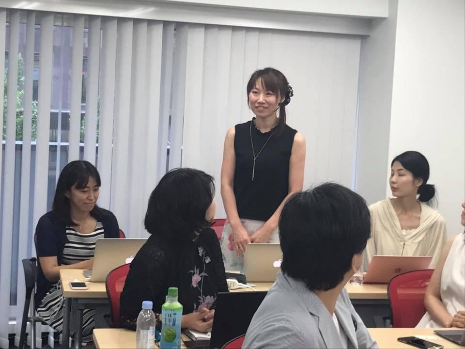 蛯名 雅代さん『集まる集客ヒットコンテンツ創造実践会に参加して』
