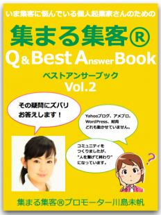 お悩みQ&Avol2表紙