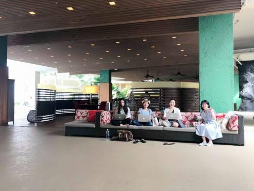 グローイングCODEホテル組2