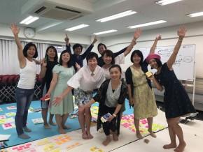 女性起業成功例:ゼロからはじめ9期目を迎えられたプロセスの中でもっとも大切なことを3つ置き換えるワーク