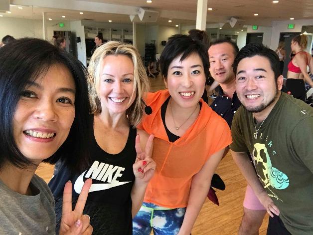 ロスの最新美容ダンススタジオとUber革命の凄さ!